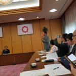 東京8号線の早期建設並びに延伸誘致に関する要望
